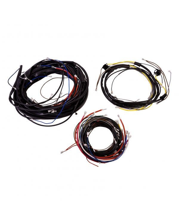 Wiring Loom, Left or Right Hand Drive