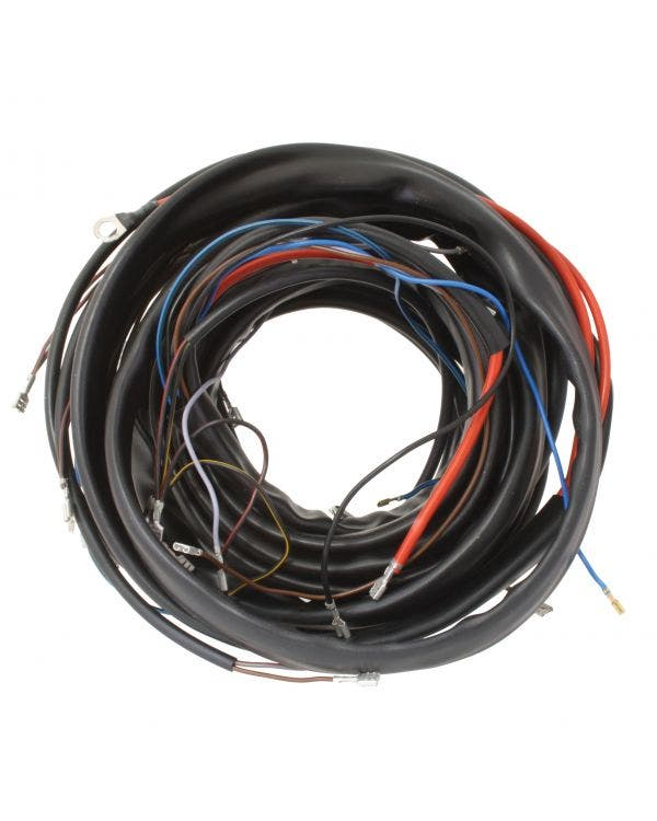 Wiring Loom without Headlight Loom for Right Hand Drive Model