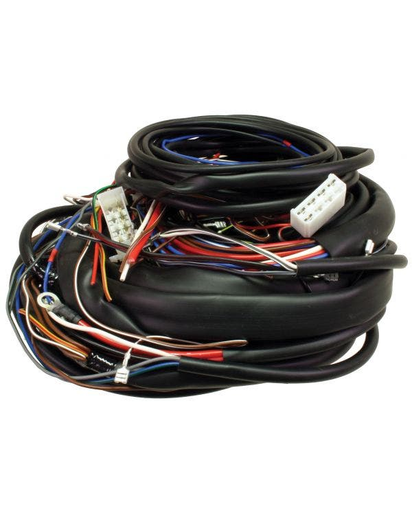 Wiring Loom, Left or Right Hand Drive, 1600cc