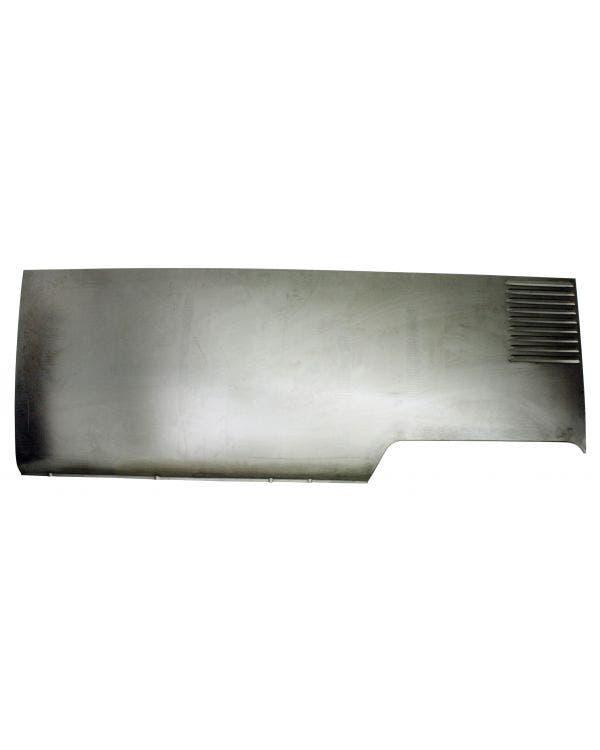 Long Side Panel Left for Left Hand Drive
