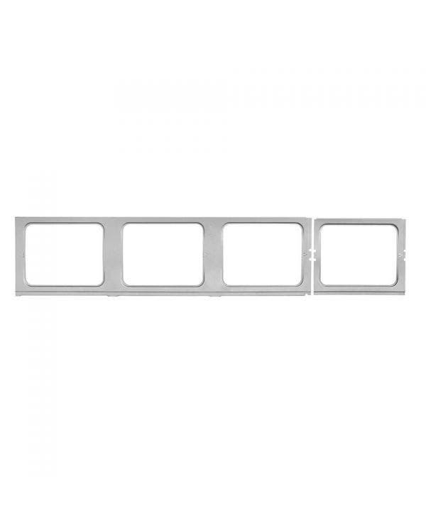 Inner Window Frame, x4 Windows, Right, Splitscreen 55-67