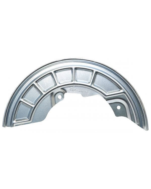 Front Brake Disc Backing Plate Left Syncro