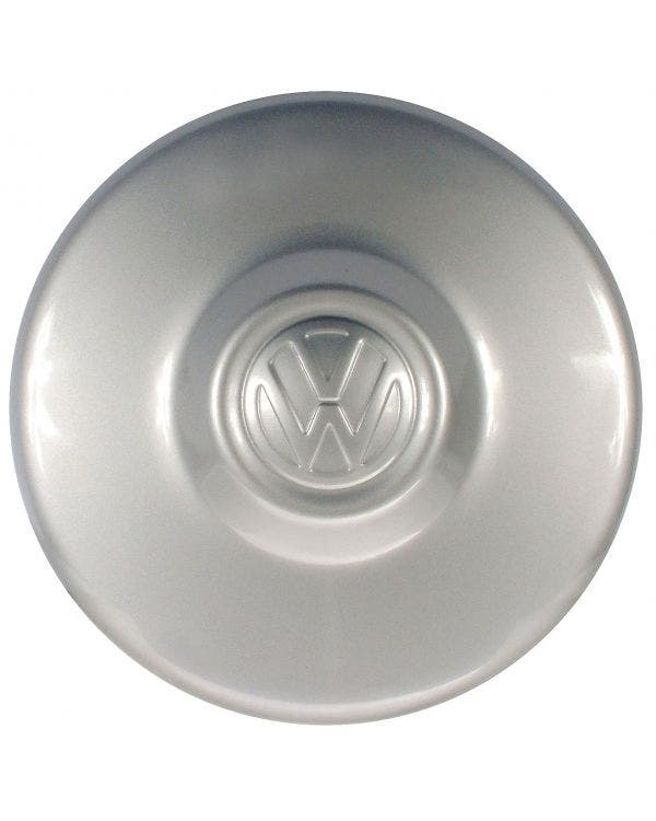 Silver Flat Hubcap Brazilian Specification