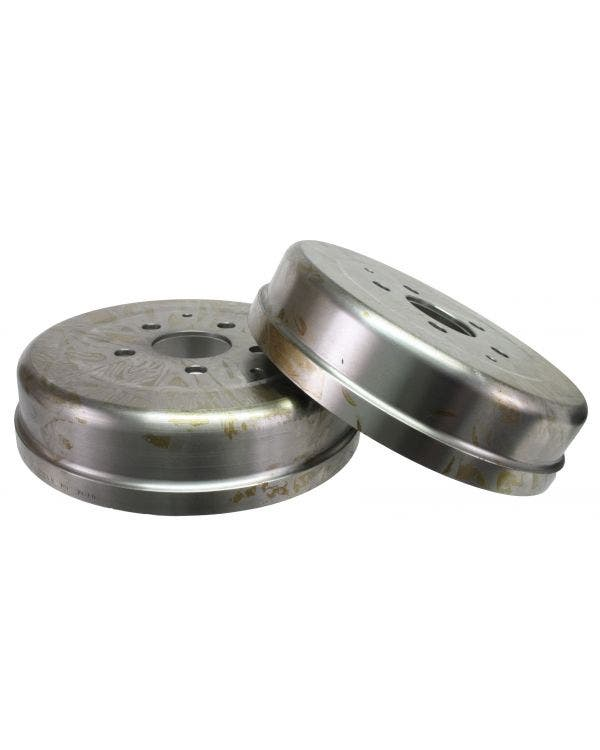 Rear Brake Drums  5x112 Stud Pattern Pair