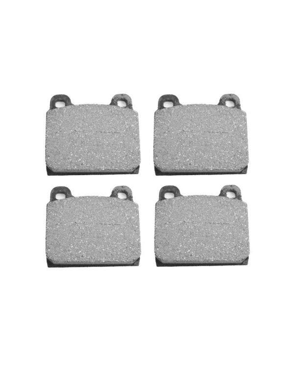 Brake Pad Set, Front Thick