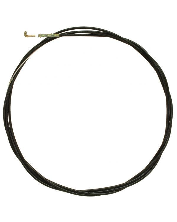 Left Side Heater Control Cable 4130mm for Left Hand Drive Air Cooled 2000cc