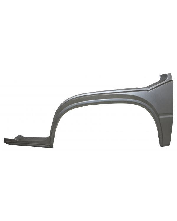 Complete Front Wheel Arch Left