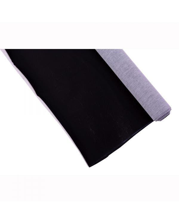 A Pillar Trim, Black Vinyl.