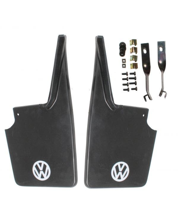 Rear Mud Flap Kit