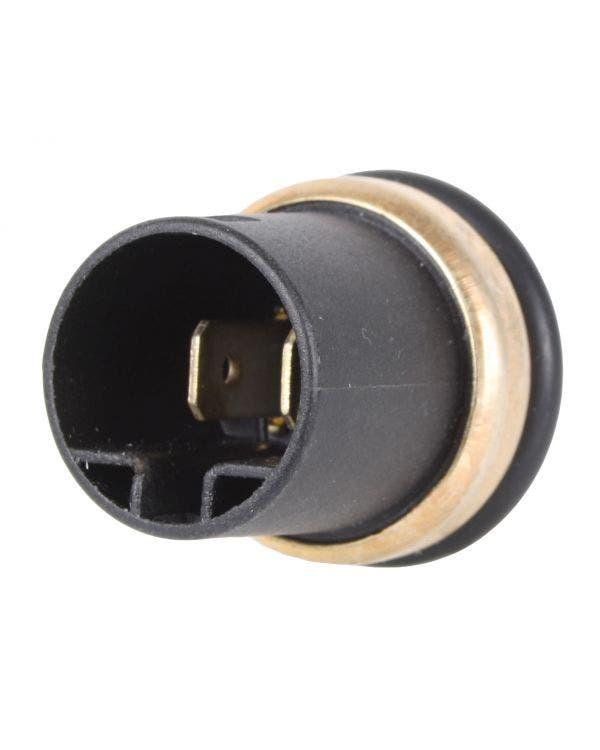 Coolant Sensor for Temperature Gauge , Black 2pin