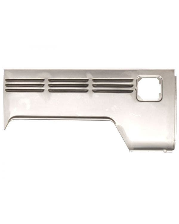 Short Side Panel Right on Single Cab Model for Left Hand Drive