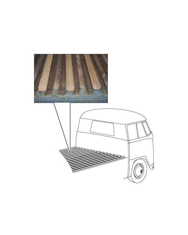 Wood Slat Kit Solid Oak for Pick Up Bed