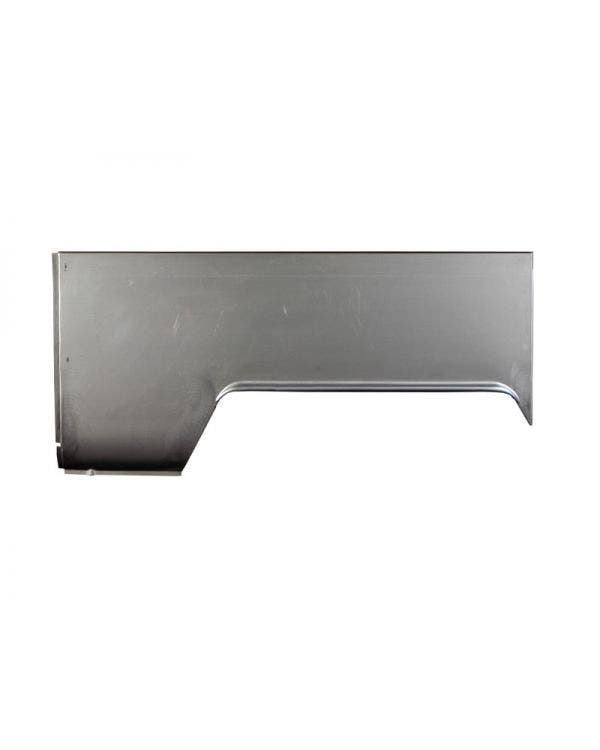 Short Side Panel Left for Right Hand Drive Single Cab Model