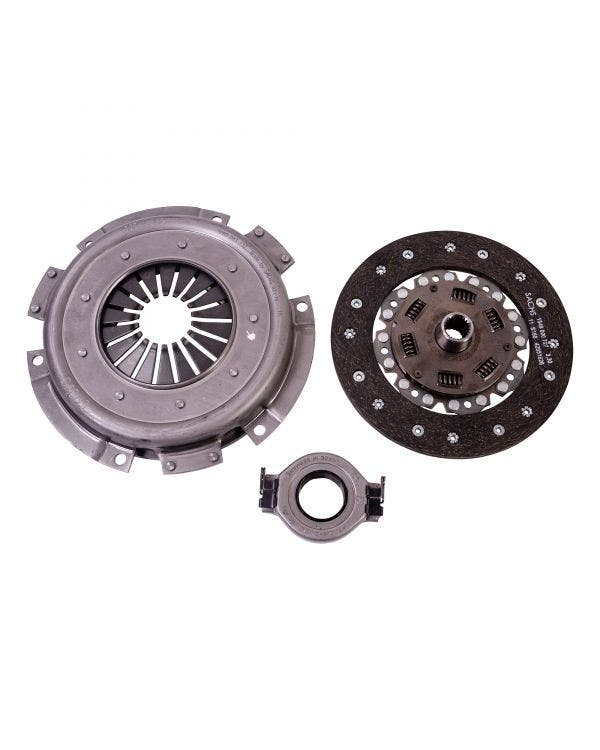 200mm Clutch Kit without Centre Pad for 1600cc
