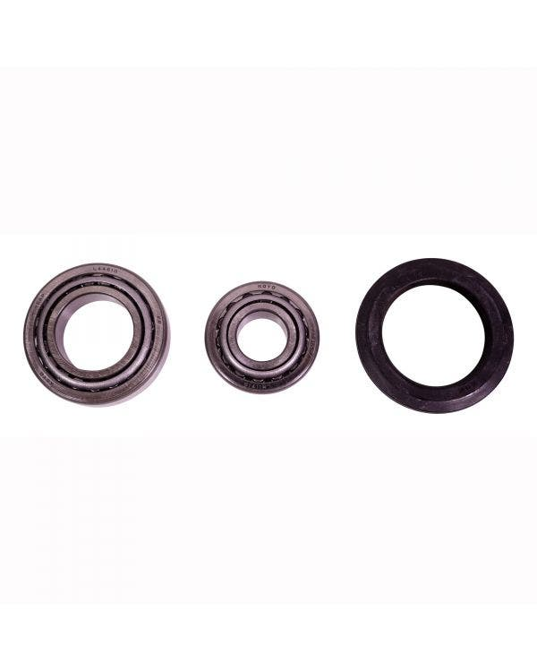 Front Wheel Bearing Kit, Disc or Drum