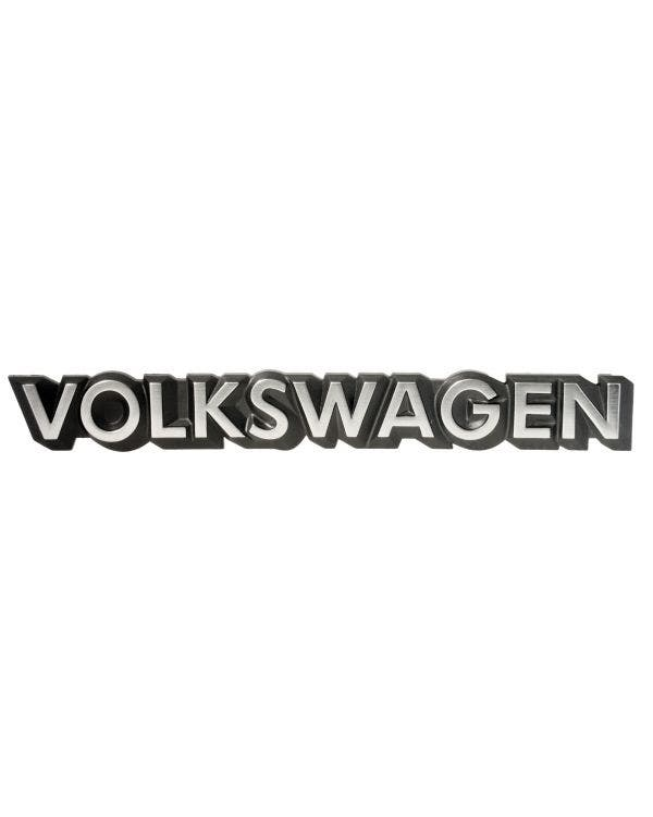 Rear Badge - Volkswagen Script
