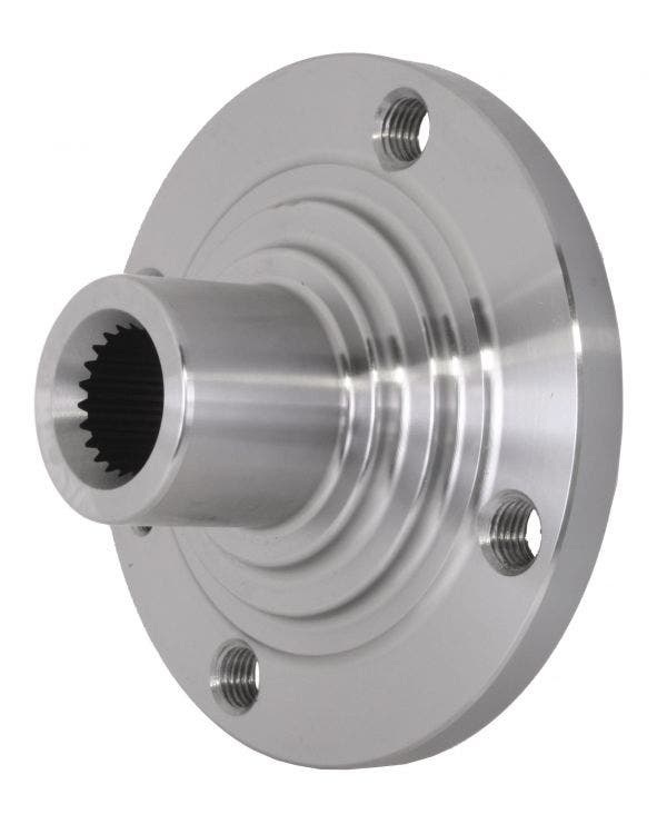 Front Wheel Hub without ABS Ring 4x100 PCD
