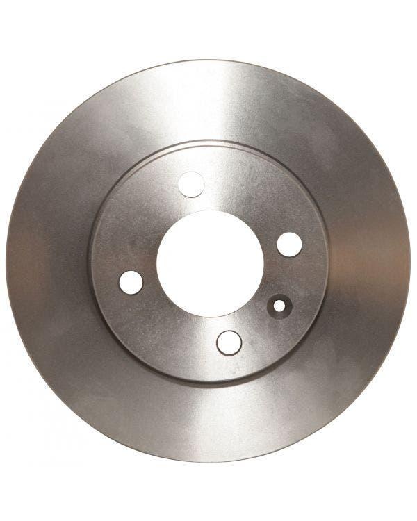 Front Brake Rotor, 256x13mm