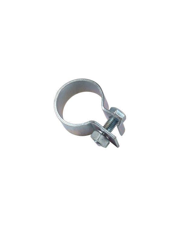 Exhaust Clamp Exhaust to Heat Exchanger