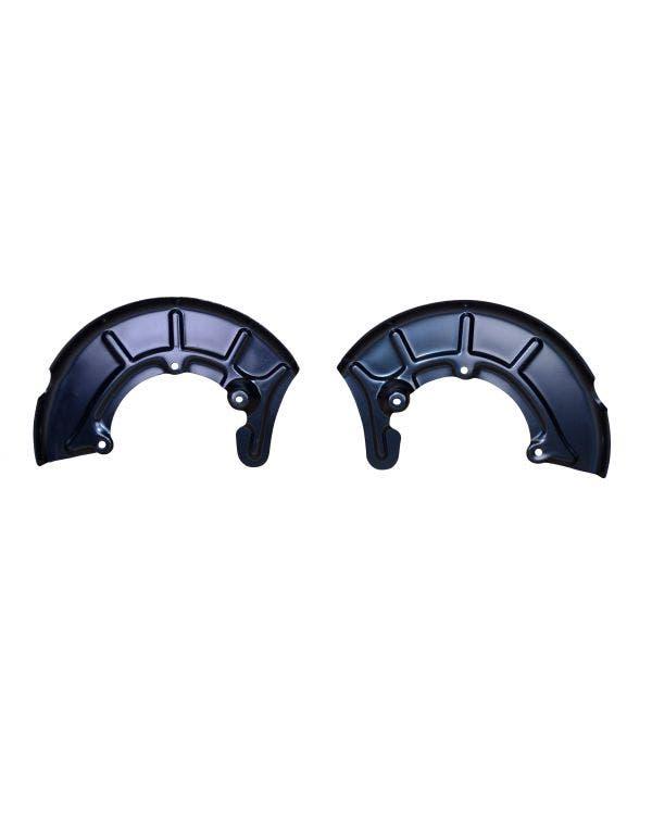 Disc Brake Backing Plates Front Pair 280/288mm