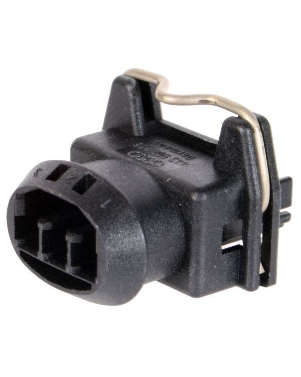 Flat Connector 3 Pin Plug