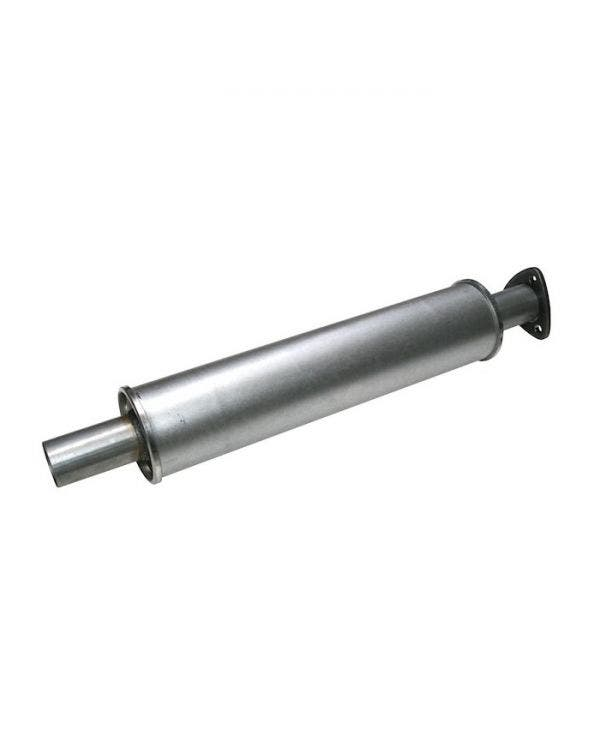 Exhaust Front Silencer
