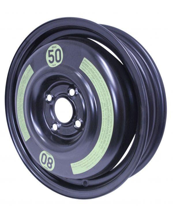 Space Saver Spare Wheel 15x3.5