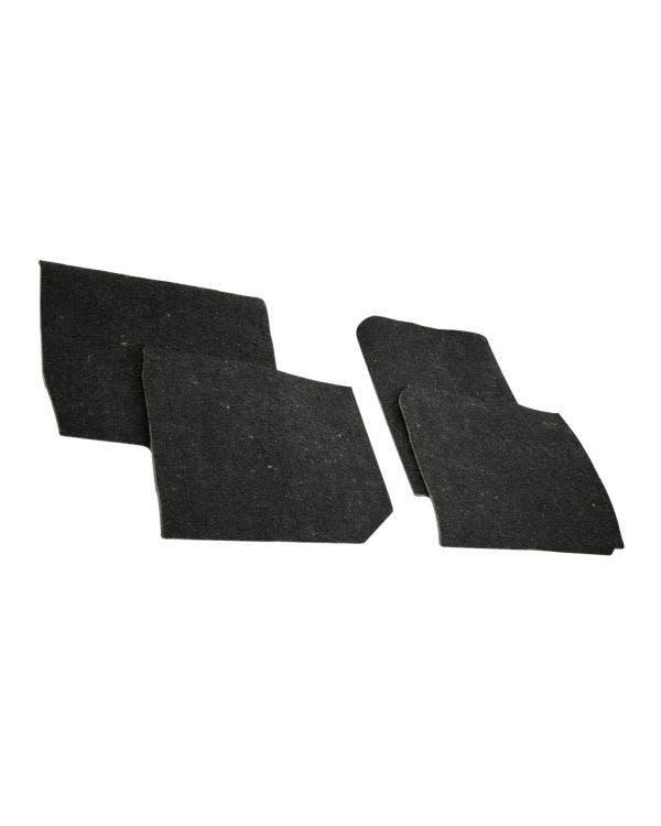 Standard-Kit, Teppich unter Filz