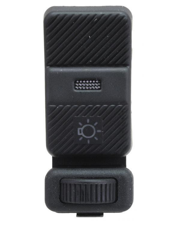Schalter für die Nebelleuchte