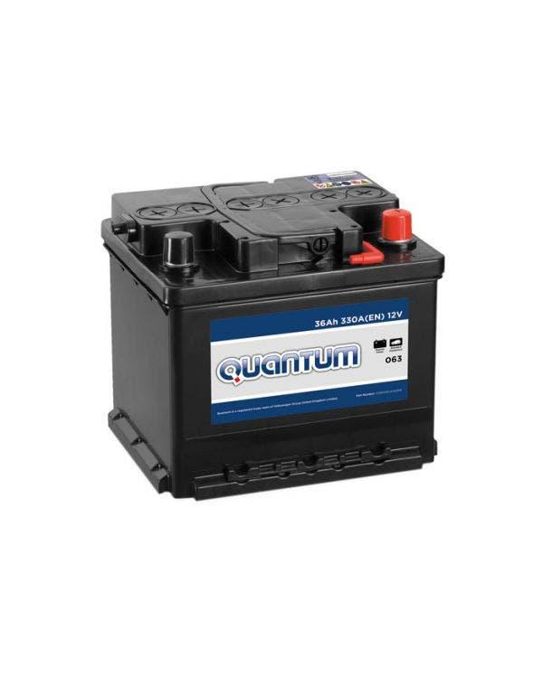 Batterie, 12 V/36 Ah