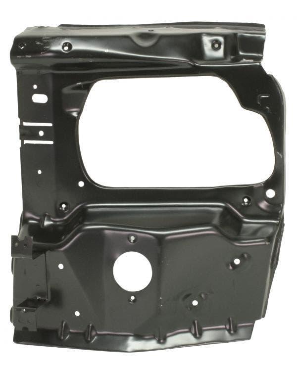 Left Hand Headlamp Mounting Panel