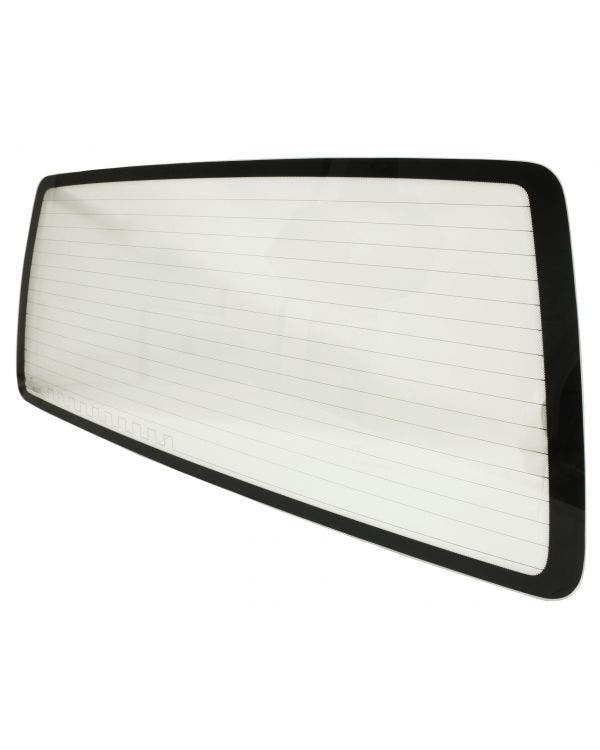 Clear Heated Rear Window for Tailgate