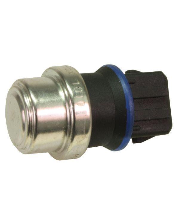 Sensor temperatura refrigerante.Negro/azul 100/95C 20mm