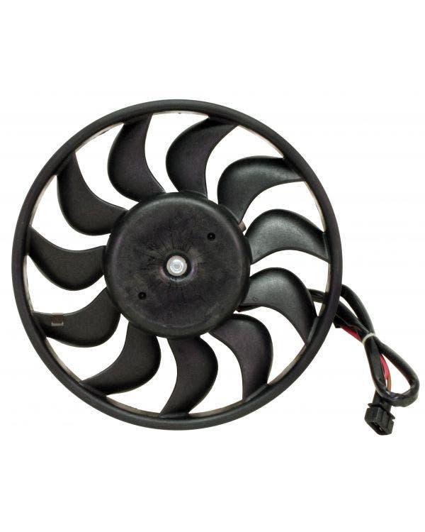 Radiator Fan with Motor 350 Watt 280mm Diameter