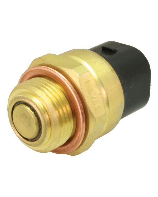 Radiator Fan Switch Including Seal, 3 Terminal, Temp 87-76c 93-82c