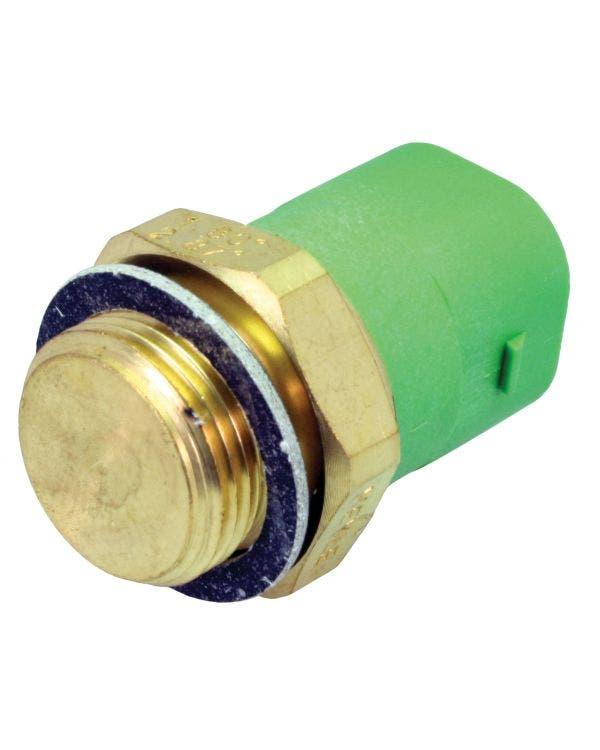 Interruptor del ventilador del radiador, 81-70/87-76C. 3 terminales