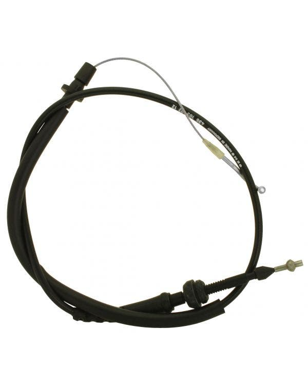 Accelerator Cable for Left Hand Drive 2.5 gas