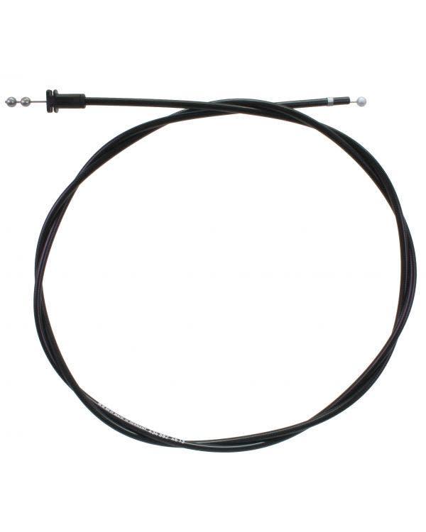 Bonnet Release Cable