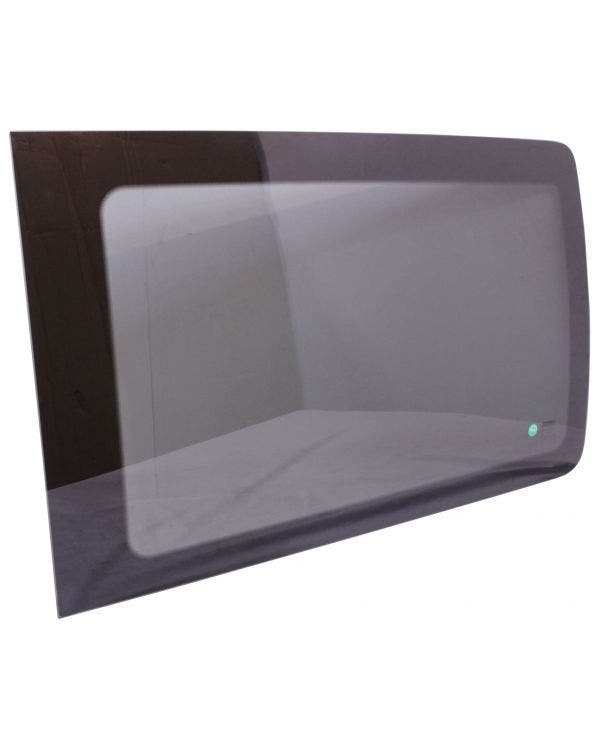 Rear Fixed Side Window Tinted Glass Left for Short Wheel Base