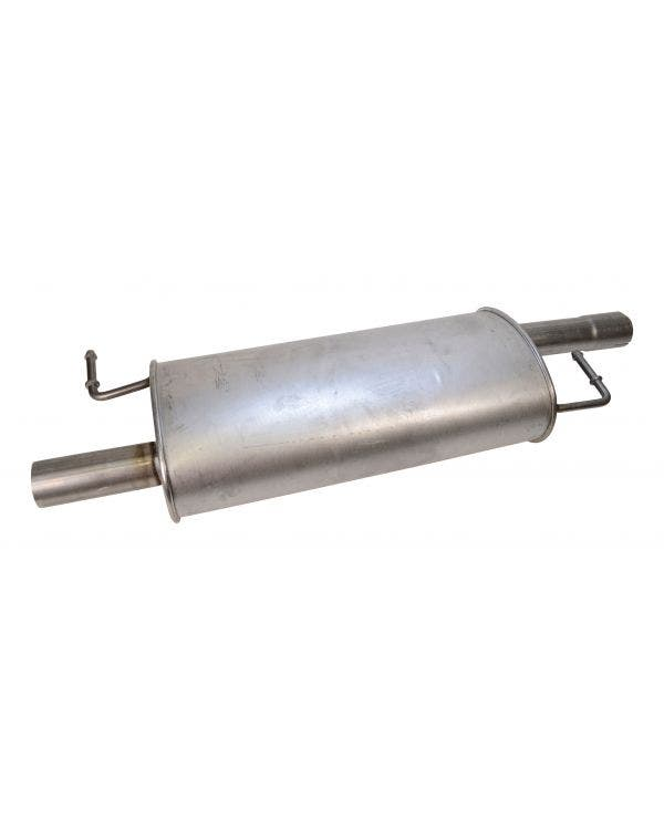 Front Exhaust Silencer 1.9 Diesel