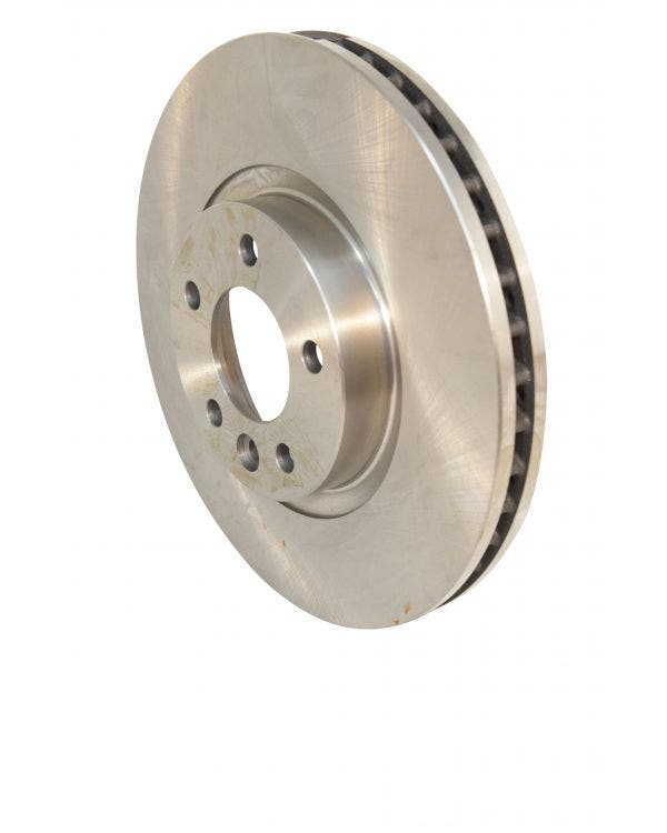 Front Brake Disc Vented (supplied in singles)