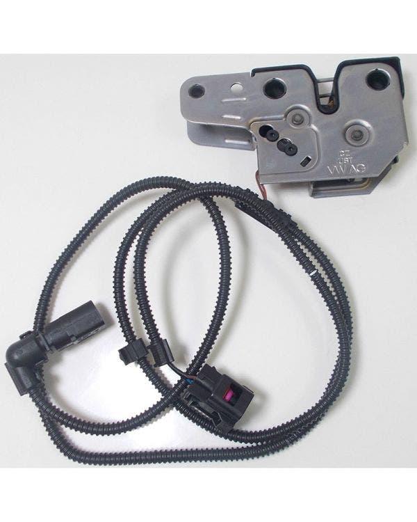 Hood Lock with Micro switch