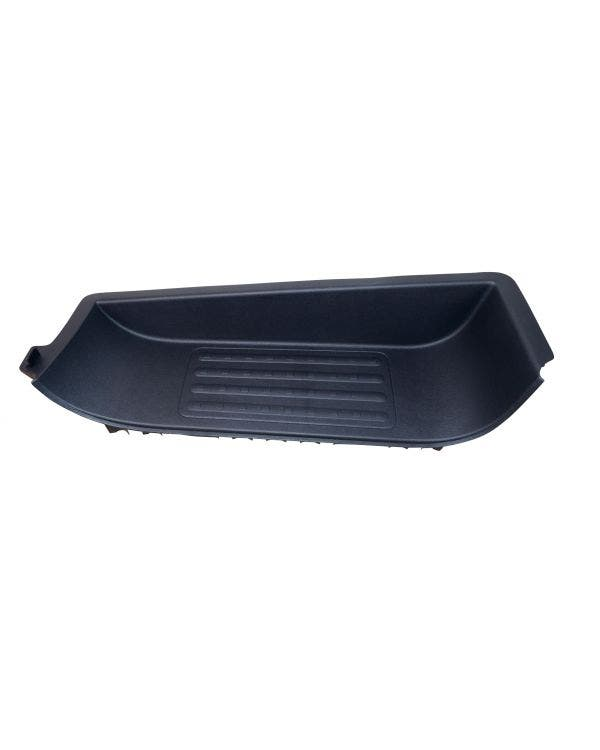 Plastic Cab Step in Black, Right