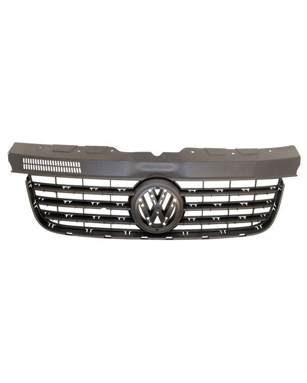 Front Grille with Hole for Badge for Colour Coding