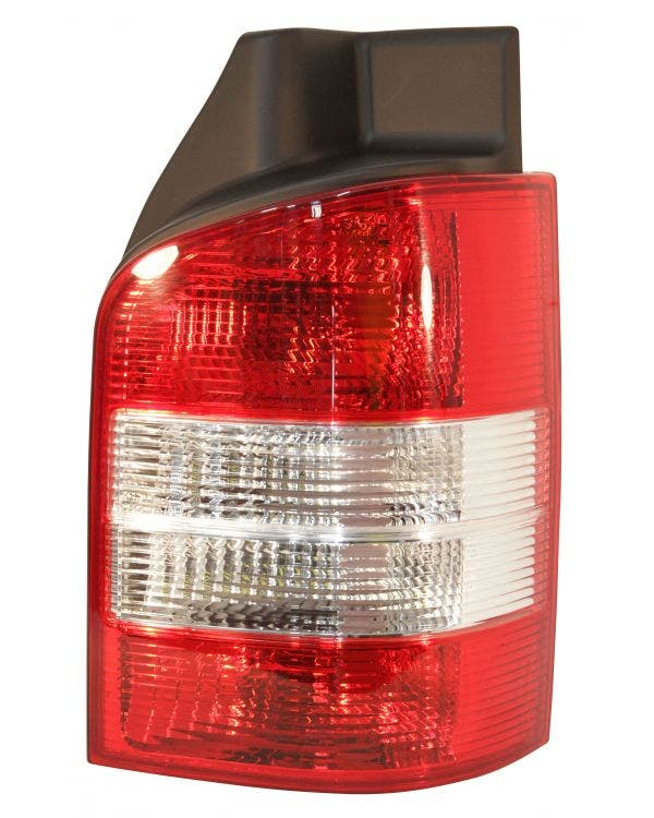 Rear Light Right for Tailgate Model with Clear Indicator