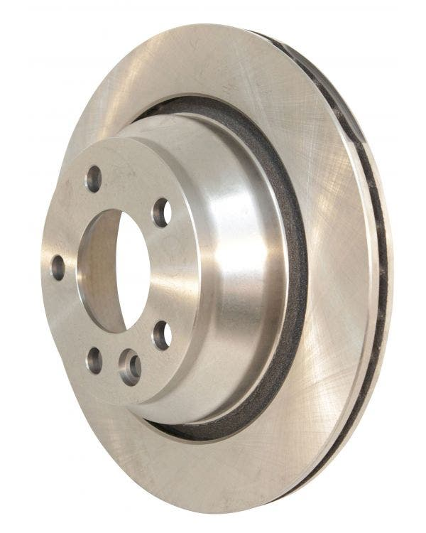 Rear Brake Discs Vented 314x22mm