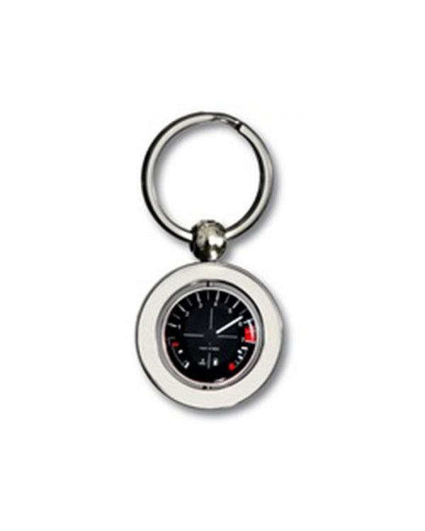 Schlüsselanhänger, rotierender GTI-Tachometer