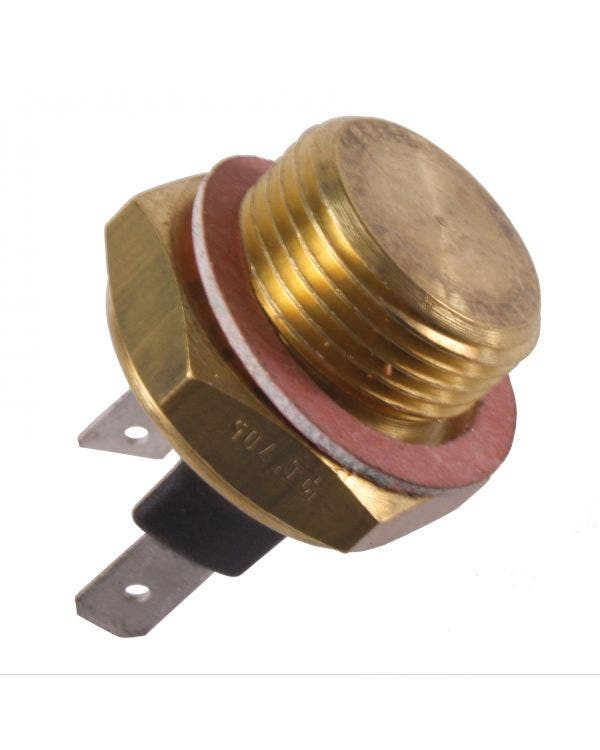 Radiator Fan Switch Including Seal, 90-92C 2 Terminal