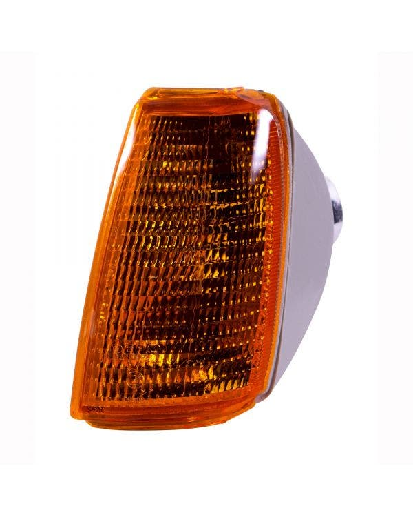 Front Indicator Left Amber Lens Polo 91-94