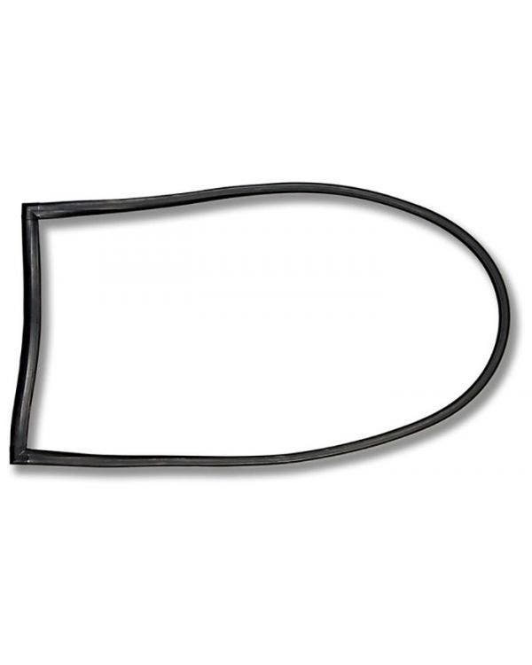 Rear Quarter Window Seal Left for Coupe and Notchback